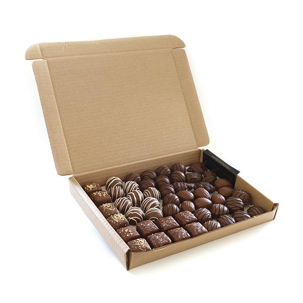Milk Chocolate Variety Box