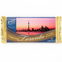 Taste from Toronto Milk Chocolate Bar