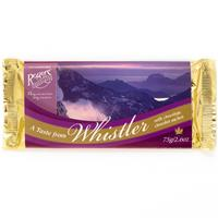 Taste from Whistler Milk Chocolate Bar