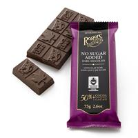 No Sugar Added Dark Chocolate Bar