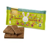 Happy Easter Milk Chocolate Bar
