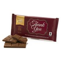 """Thank You"" Milk Chocolate Bar"