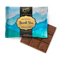 Milk Chocolate Thank You Bar