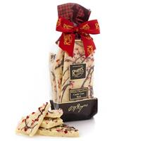 Candy Cane Bark - White Chocolate