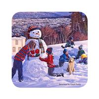 Snowman, by Lloyd Pretty