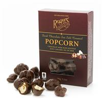 Dark Chocolate Sea Salt Caramel Popcorn