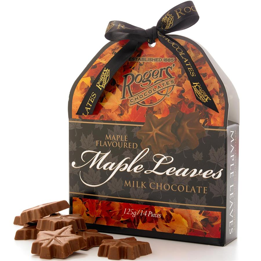 Maple Flavoured Maple Leaves