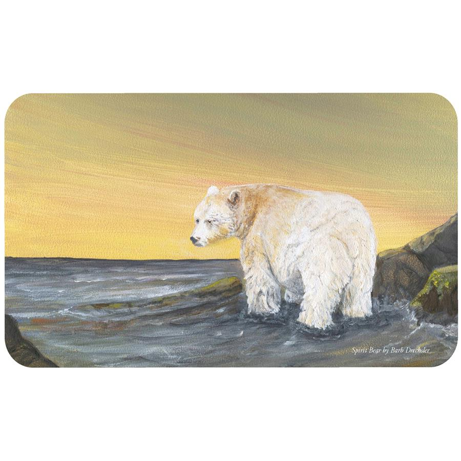 Spirit Bear, By Barb Drechsler